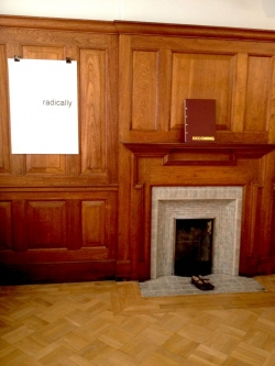 Becoming – for Image, Archive, Stationery at The Tetley 2014