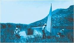 Fishing in Kara Sow