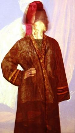 Painted Woman III
